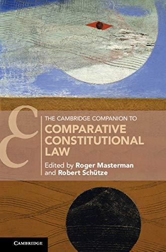 The Cambridge Companion to Comparative Constitutional Law (Cambridge Companions to Law) (English Edition)