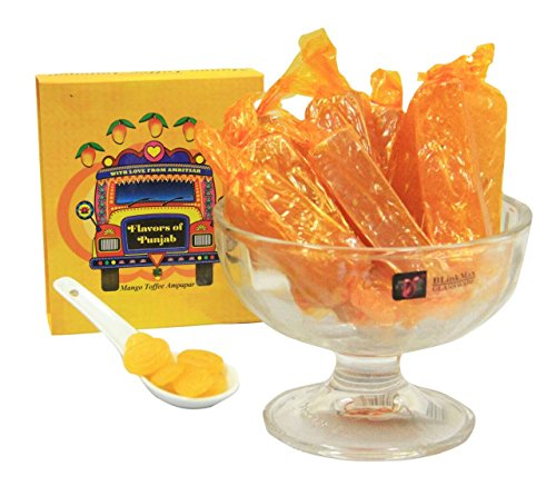 Amritsari Ampapar Mango Toffees And Candies – By Flavors of Punjab – Tasty, Healthy and Prepared & Packed Under Hygienic Conditions