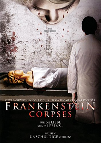 Frankenstein Corpses Cover