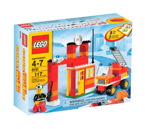 LEGO Fire Fighter Building Set (6191) by LEGO