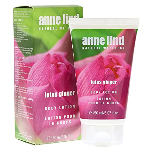 Annemarie Börlind Anne Lind Women, Lotus Ginger Shower Gel, 1er Pack (1 x 150 ml)