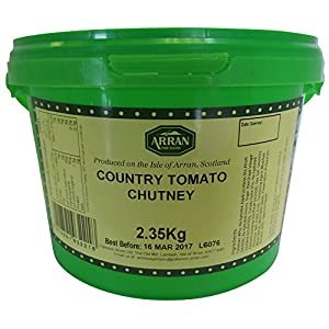 Arran Country Tomato Chutney - Pack Size = 1x2.35kg by Arran