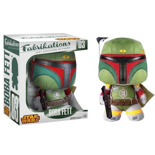 Funko Star Wars Boba Fett Fabrikations Figura 15 Cm - Figura Boba Fett Star Wars 10 cm