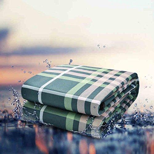 TYJ Picknick-Decken Picknick-Matten Feuchtigkeitsfeste Pad Oxford-Tuch Wasserdicht Portable Kind Outdoor Viele Menschen Teppich Fold Rasen Matte ( größe : 120*160cm )
