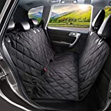 Dog Car Seat Cover, SHINE HAI Waterproof & Scratch Proof & Nonslip Back