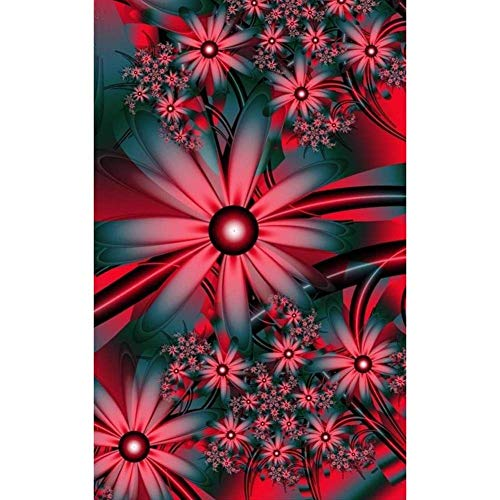 Haiyemao Leinwand Wandkunst Malerei 5d DIY Bohren voll Diamant malerei Landschaft kreuzstich Stickerei mosaik Leinwand Gemälde für Heimtextilien geeignet (Color : Style36) -