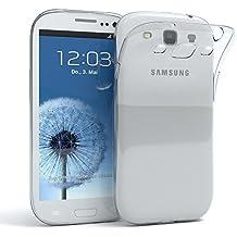 Samsung Galaxy S3 / S3 Neo Schutzhülle Silikon, ultra dünn I von EAZY CASE I Slimcover, Handyhülle, Silikonhülle, Backcover, Transparent / Durchsichtig, Transparent