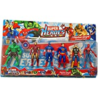 Super Heroes Figurine
