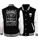 World2home Breaking Bad Heisenberg Plus Size Men Jacket 2017 Spring Hot Sale Baseball Jackets Men Coat Fashion Hoodies Men Sportwear S-5XL