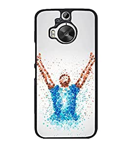 Fiobs Designer Back Case Cover for HTC One M9 Plus :: HTC One M9+ :: HTC One M9+ Supreme Camera (God Bhagvan Temple Dress Sports Typography Spritual)
