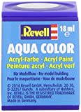 Revell Aqua Color 36191 - Revell - Aqua Color eisen, metallic, 18 ml