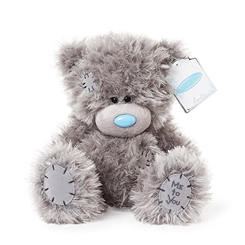 Glamour Girlz Soft Grey Me To You Medium Plush Tatty Teddy Bear For Anytime