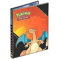 Amigo Spiel + Freizeit Pokemon: Charizard 9-Pocket Full-View Portfolio