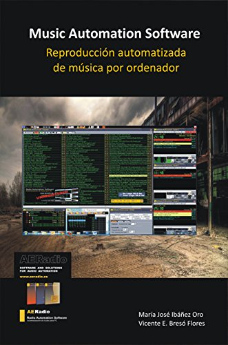 Reproducción automatizada de música por ordenador.: Music Automation Software por María José Ibáñez Oro