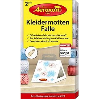 Aeroxon Kleidermottenfalle - 2 Stück