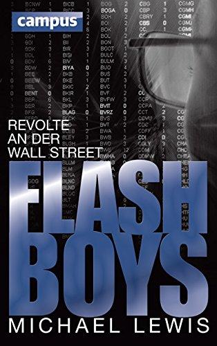Buchseite und Rezensionen zu 'Flash Boys' von Michael Lewis