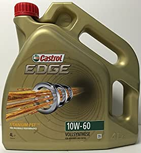Castrol Edge 4L 10W-60 Engine Oi - discontinued by manufacturer