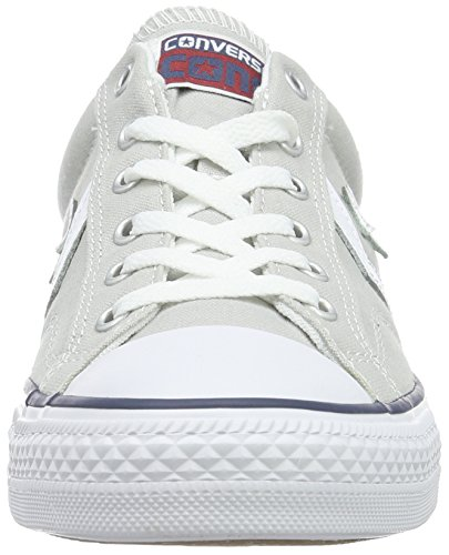 Converse Star Player, Baskets  mixte adulte Gris (Grau)