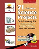 71+10 New Science Projects  with CD: Self Learning Kit