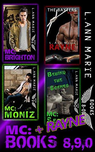 MC Boxed Set + Rayne: Books 8,9,0 + Baxters: Rayne