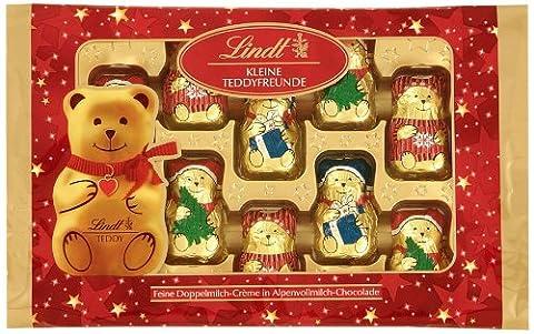 Lindt & Sprüngli Teddy-Freunde, 2er Pack (2 x 100 g)