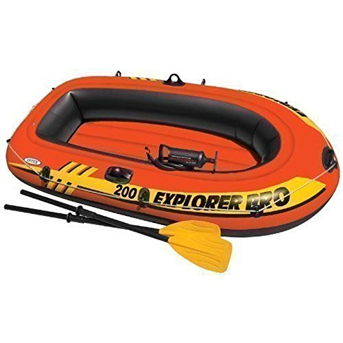 Intex Explorer Pro 300 inflatable boat by Intex -
