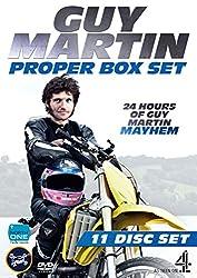 Guy Martin's Proper Box Set [DVD]