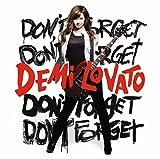 Songtexte von Demi Lovato - Don't Forget