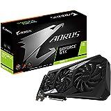 GIGABYTE AORUS GeForce GTX 1660 Ti 6G Grafikkarte, 3 x Windforce Lüfter, 6 GB 192-bit GDDR6, Gv-N166TAORUS-6GD Grafikkarte