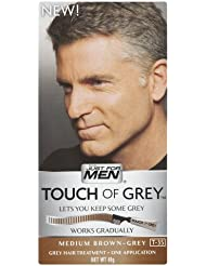 Just For Men - COLORATION CHEVEUX HOMME - Gris / Châtain