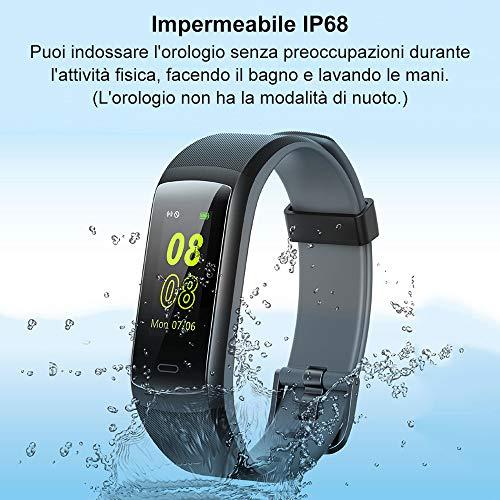 Zoom IMG-1 willful orologio fitness tracker smartwatch