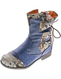 TMA , Desert boots femme