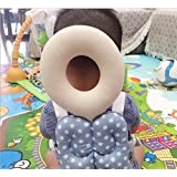 Kidzel Back And Head Protectio Safe Easy Cushion Baby Safety Pad Toy Pillow For Crawling Walking ( 1 Random Color )