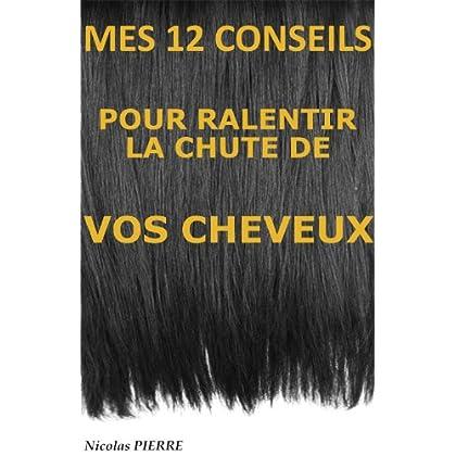 Mes 12 conseils pour ralentir la chute de vos cheveux