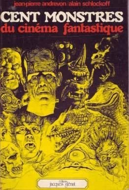 Cent monstres du cinéma fantastique