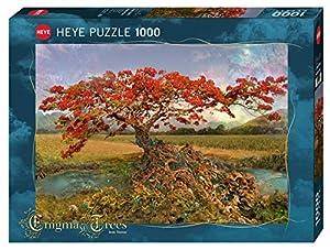 Heye 29909 Strontium Tree Standard - Árbol de Navidad (1000 Piezas)