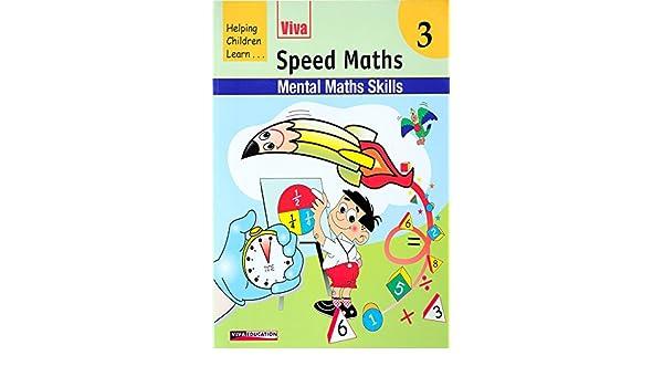 Speed Maths - 3: Amazon.in: Viva Education: Books