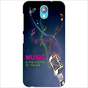 Printland Mike Phone Cover For HTC Desire 526G Plus