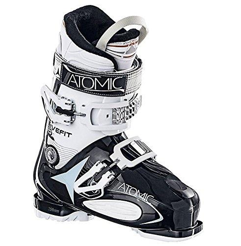 ATOMIC Lifefit 70 X W Gr. 22,5 Skischuhe Damen schwarz/weiß Neu