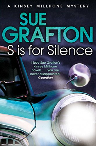 S is for Silence (Kinsey Millhone Alphabet series Book 19) (English Edition)
