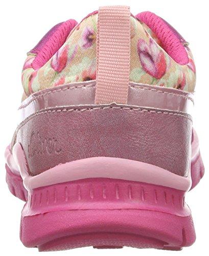 s.Oliver Mädchen 33209 Low-Top Pink (ROSE COMB 592)