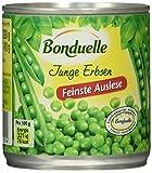 Bonduelle Junge Erbsen zart und extra fein, 140 g