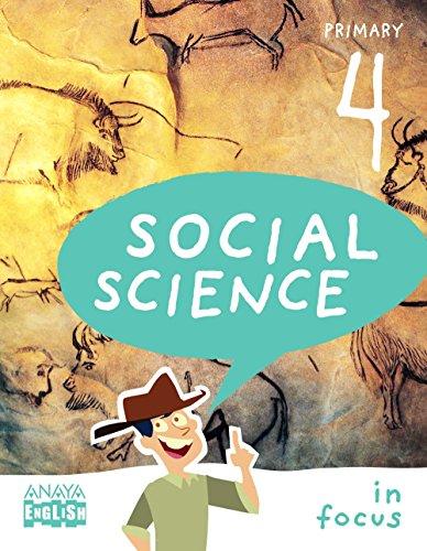 Social Science 4. In focus. (Anaya English) - 9788469805923