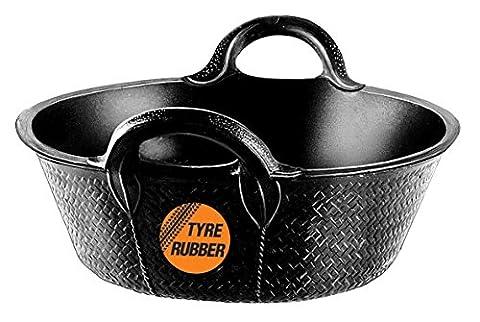 Tyre Rubber Feed Skips: Medium