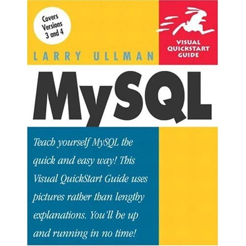 MySQL by Larry Ullman (2002-09-09)