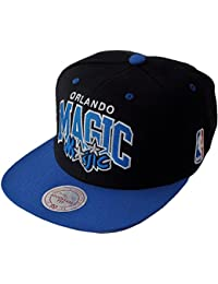 the best attitude 10264 c2a66 Mitchell   Ness Orlando Magic Team Arch Black Snapback