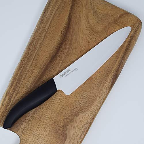 Kyocera FK-180-WH BK Couteau du Chef...