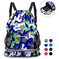 a80ce57f06a1 Amazon.co.uk  Gym Bags  Sports   Outdoors  Drawstring Bags