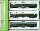 Arnold HN4204 - Modernisierungswagen der DR, Epoche IV, 3-teiliges Set, N 1:160