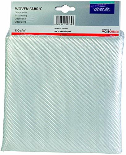 Yachtcare Glasgewebe 1m² - Verstärkungsmittel für Polyester- und Epoxidharz